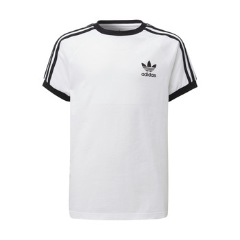 Kleidung Kinder T-Shirts adidas Originals DV2901 Weiss