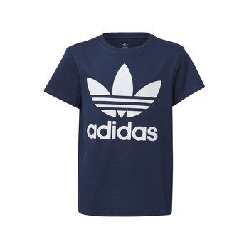 Kleidung Kinder T-Shirts adidas Originals GD2679 Blau