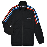 Kleidung Kinder Trainingsjacken adidas Originals GN7482 Schwarz