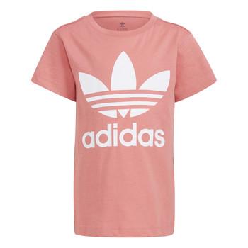 Kleidung Kinder T-Shirts adidas Originals GN8205 Weiss