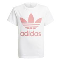 Kleidung Kinder T-Shirts adidas Originals GN8213 Weiss