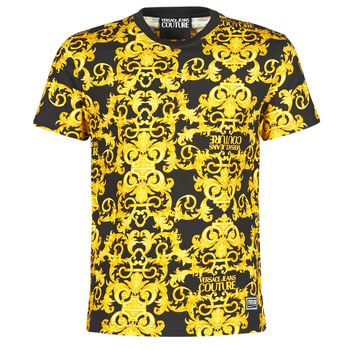 Kleidung Herren T-Shirts Versace Jeans Couture TIKI Multicolor