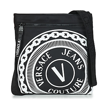 Taschen Herren Geldtasche / Handtasche Versace Jeans Couture SOLEDA Schwarz / Weiss