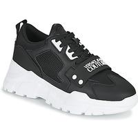 Schuhe Herren Sneaker Low Versace Jeans Couture THANNA Schwarz