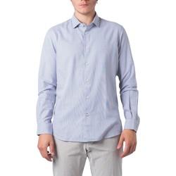 Kleidung Herren Langärmelige Hemden Hydra Clothing BU21W07CA/1723 Bianco