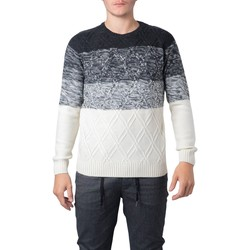 Kleidung Herren Pullover Hydra Clothing 3208220 Bianco