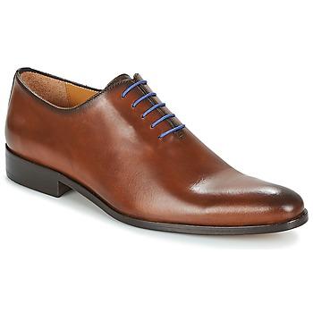 Schuhe Herren Richelieu Brett & Sons AGUSTIN Cognac