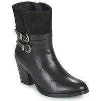 Schuhe Damen Low Boots Ravel SHORES Schwarz