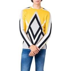 Kleidung Herren Pullover Kenzo 3/66 Giallo