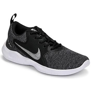 Schuhe Damen Laufschuhe Nike FLEX EXPERIENCE RUN 10 Schwarz