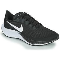 Schuhe Herren Laufschuhe Nike AIR ZOOM PEGASUS 37 Schwarz / Weiss