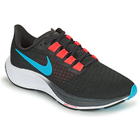 Schuhe Herren Laufschuhe Nike AIR ZOOM PEGASUS 37 Schwarz / Rot / Blau