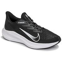 Schuhe Herren Laufschuhe Nike ZOOM WINFLO 7 Schwarz