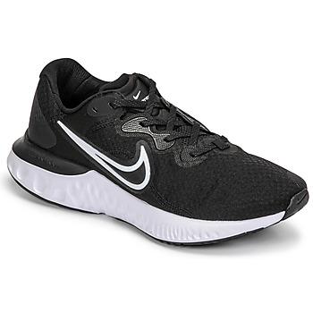 Schuhe Herren Laufschuhe Nike RENEW RUN 2 Schwarz / Weiss