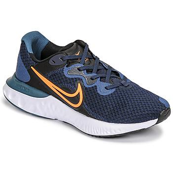 Schuhe Herren Laufschuhe Nike RENEW RUN 2 Blau