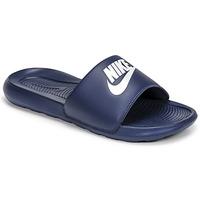 Schuhe Herren Pantoletten Nike VICTORI BENASSI Blau