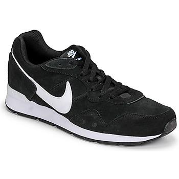 Schuhe Herren Sneaker Low Nike VENTURE RUNNER SUEDE Schwarz / Weiss