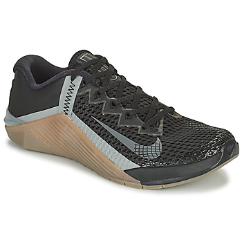 Schuhe Herren Multisportschuhe Nike METCON 6 Schwarz / Grau