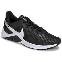 Schuhe Herren Multisportschuhe Nike LEGEND ESSENTIAL 2 Schwarz / Weiss