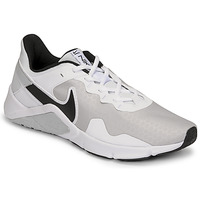 Schuhe Herren Multisportschuhe Nike LEGEND ESSENTIAL 2 Weiss / Schwarz