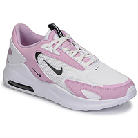 Schuhe Damen Sneaker Low Nike AIR MAX MOTION 3 Weiss / Rose