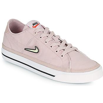 Schuhe Damen Sneaker Low Nike COURT LEGACY VALENTINE'S DAY Rose