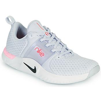 Schuhe Damen Multisportschuhe Nike RENEW IN-SEASON TR 10 Blau / Rot