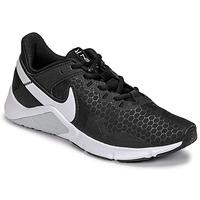Schuhe Damen Multisportschuhe Nike LEGEND ESSENTIAL 2 Schwarz / Weiss