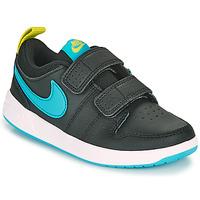 Schuhe Jungen Sneaker Low Nike PICO 5 PS Schwarz / Blau
