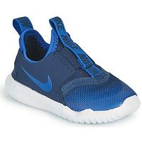 Schuhe Jungen Multisportschuhe Nike FLEX RUNNER TD Blau