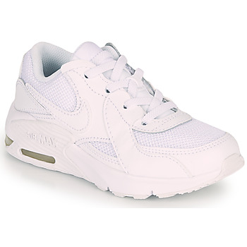 Schuhe Kinder Sneaker Low Nike AIR MAX EXCEE PS Weiss