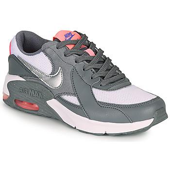Schuhe Mädchen Sneaker Low Nike AIR MAX EXCEE GS Grau / Rose