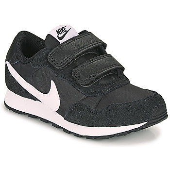 Schuhe Kinder Sneaker Low Nike MD VALIANT PS Schwarz / Weiss