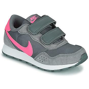 Schuhe Mädchen Sneaker Low Nike MD VALIANT PS Grau / Rose