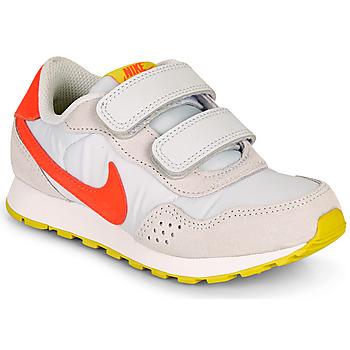 Schuhe Mädchen Sneaker Low Nike MD VALIANT PS Beige / Rot