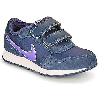 Schuhe Kinder Sneaker Low Nike MD VALIANT PS Blau