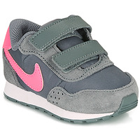 Schuhe Mädchen Sneaker Low Nike MD VALIANT TD Grau / Rose