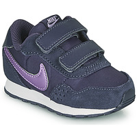 Schuhe Kinder Sneaker Low Nike MD VALIANT TD Blau