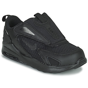 Schuhe Kinder Sneaker Low Nike AIR MAX BOLT TD Schwarz