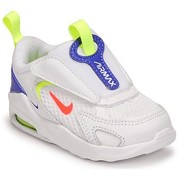 Schuhe Kinder Sneaker Low Nike AIR MAX BOLT TD Weiss / Blau