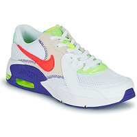 Schuhe Kinder Sneaker Low Nike AIR MAX EXCEE AMD GS Weiss / Blau / Rot