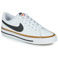 Schuhe Kinder Sneaker Low Nike NIKE COURT LEGACY (PSV) Weiss / Schwarz