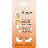 Beauty Damen Serum, Masken & Kuren Garnier Skinactive Mask Tissu Ojos  antifatiga x 2 parches