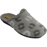 Schuhe Damen Hausschuhe Aguas Nuevas Frauenschuhe öffnen sich hinter verschie Beige
