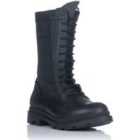 Schuhe Damen Klassische Stiefel Coronel Tapioca C 500 Schwarz