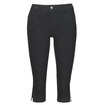 Kleidung Damen 3/4 Hosen & 7/8 Hosen Vero Moda VMHOT SEVEN Schwarz