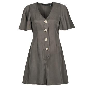 Kleidung Damen Overalls / Latzhosen Vero Moda VMVIVIANA Kaki