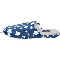 Schuhe Jungen Hausschuhe De Fonseca ROMA I G515 BLAU
