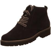 Schuhe Damen Boots Semler Stiefeletten Vera V15273-042-080 blau
