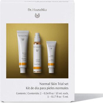 Beauty Damen Gesichtsreiniger  Dr. Hauschka Normal Skin Trial Set